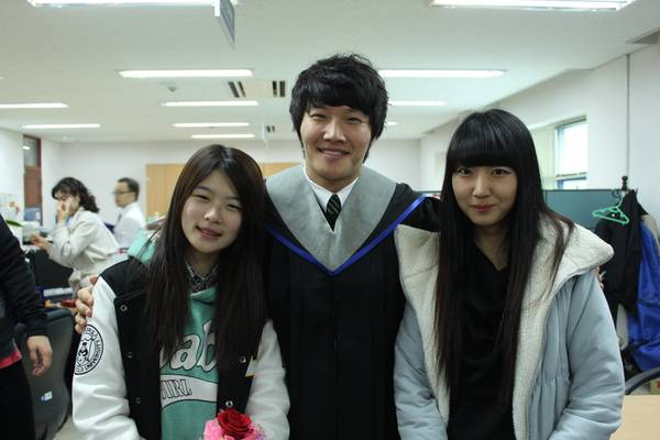 Kim Jong Kook at Dankook University