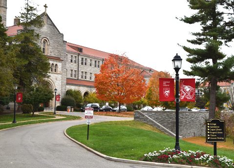 Chestnut Hill College in Philadelphia