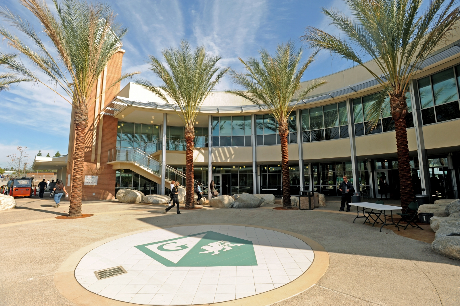 Griffin Center Grossmont College