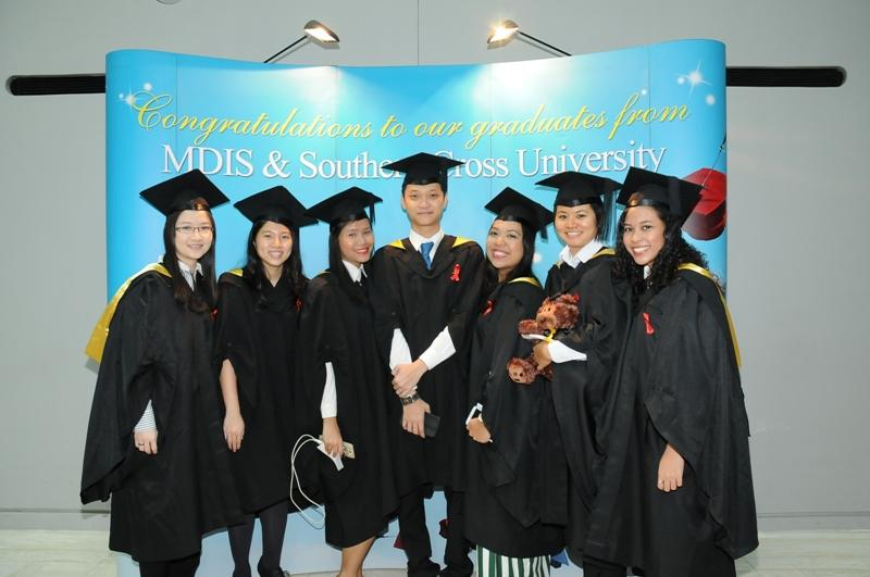 Southern Cross University Graduation day