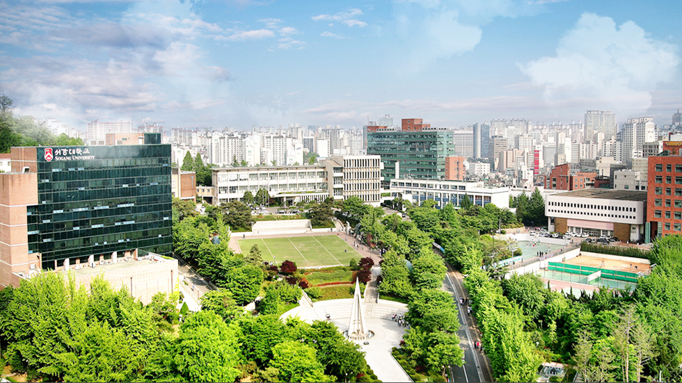 Sogang university overview