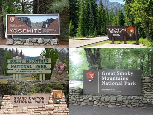 5 công viên quốc gia hấp dẫn nhất đối với du học sinh Mỹ