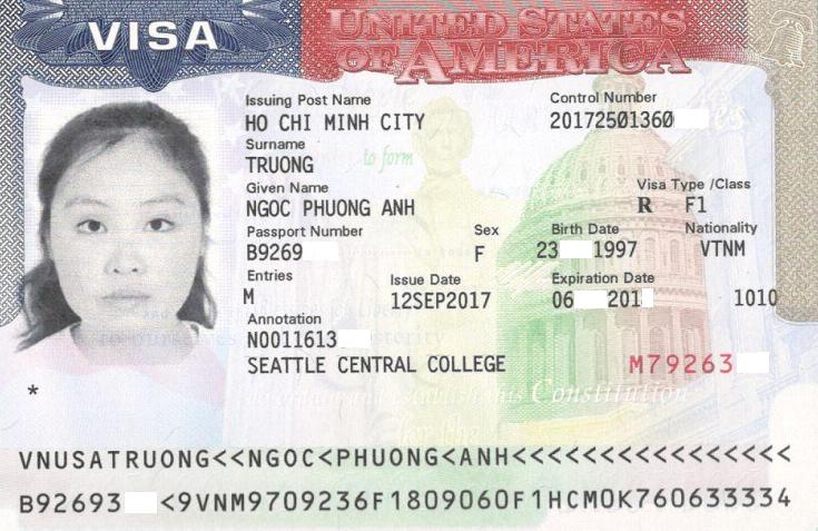 Chúc mừng học sinh đậu visa du học Mỹ 2017