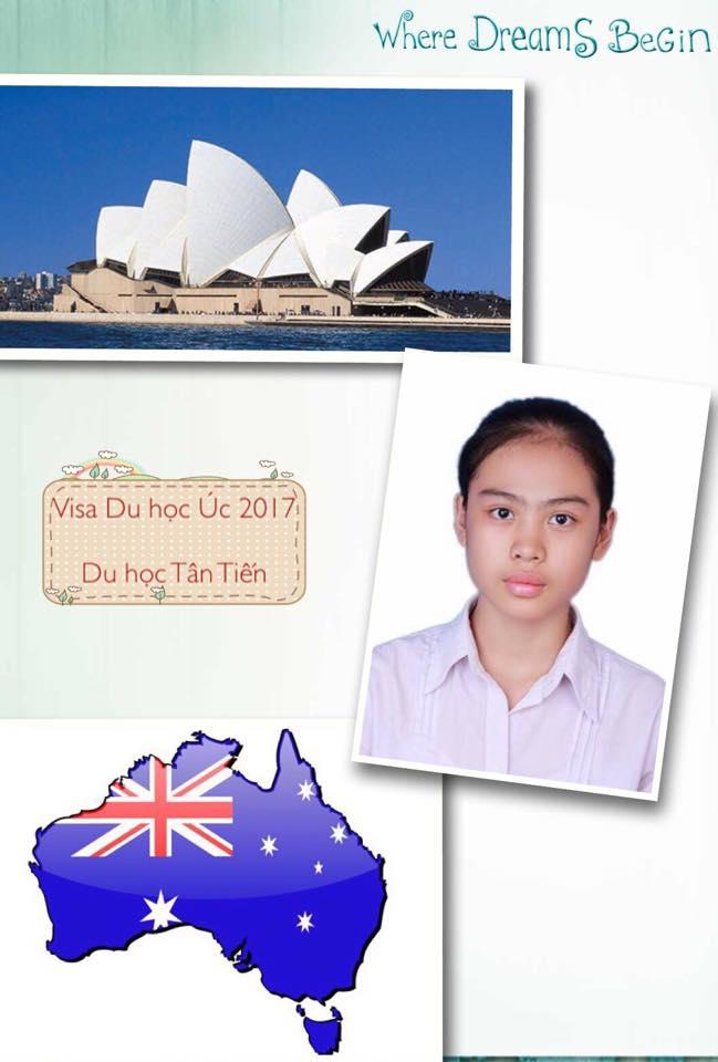 Chúc mừng học sinh đậu Visa du học THPT Úc 20