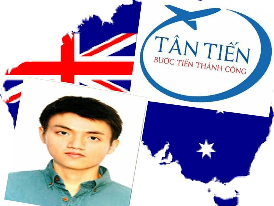 Chúc mừng học sinh đậu visa du học Úc 2017