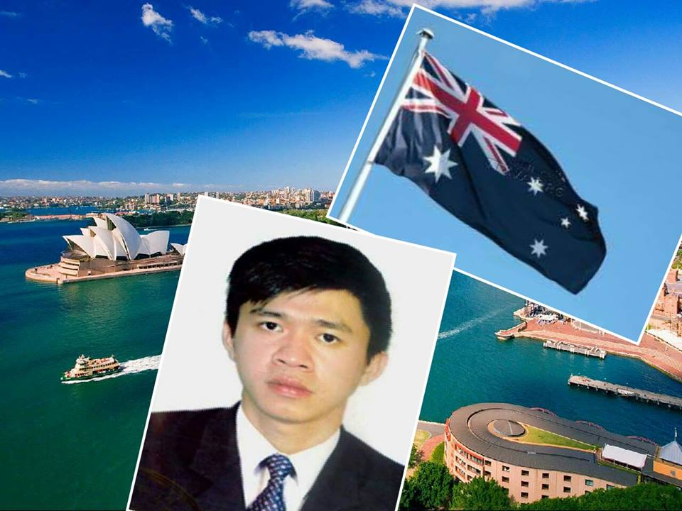 Chúc mừng khách hàng đậu visa du lịch/công tác Úc