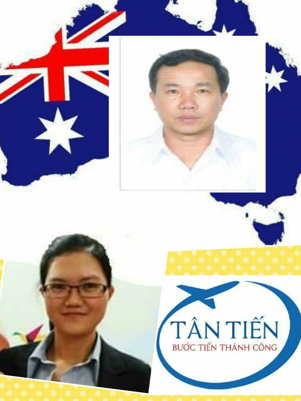 Chúc mừng khách hàng đậu visa du lịch Úc 2019
