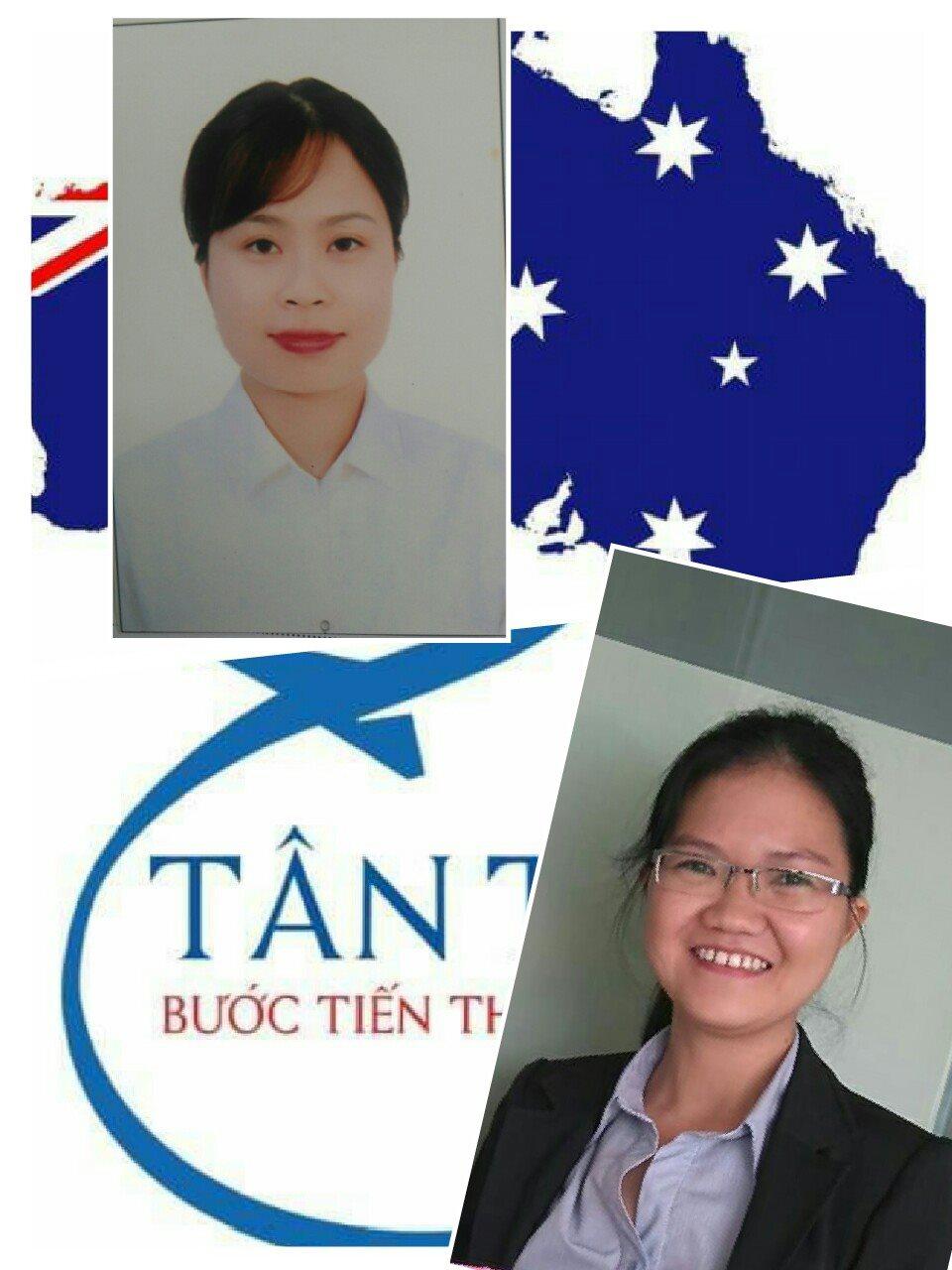 Chúc mừng khách hàng đậu visa du lịch Úc
