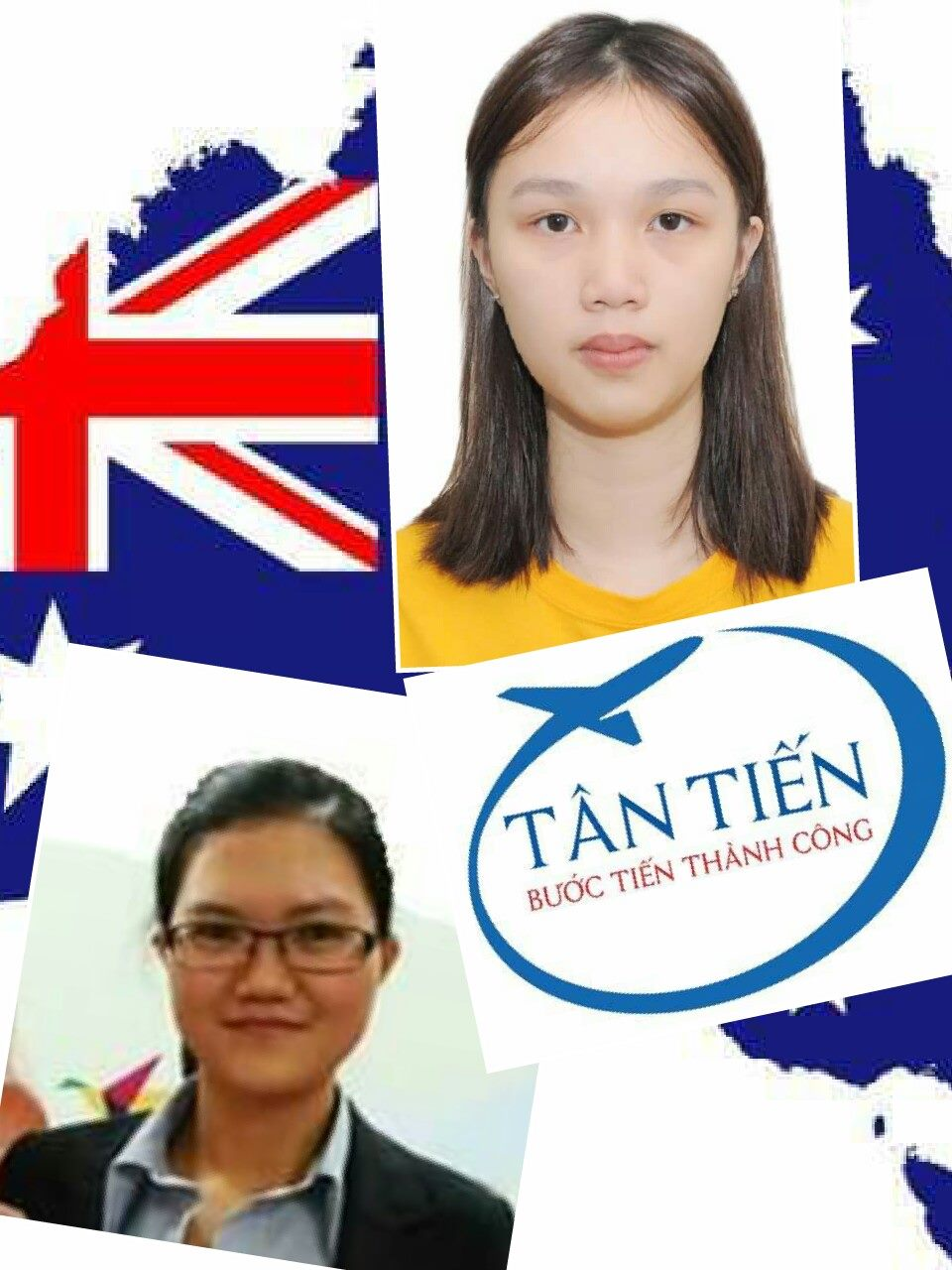 Chúc mừng khách hàng nhận visa du học Úc 2019