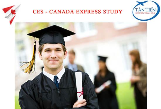 Chương trình Visa du học Canada CES - Canada Express Study