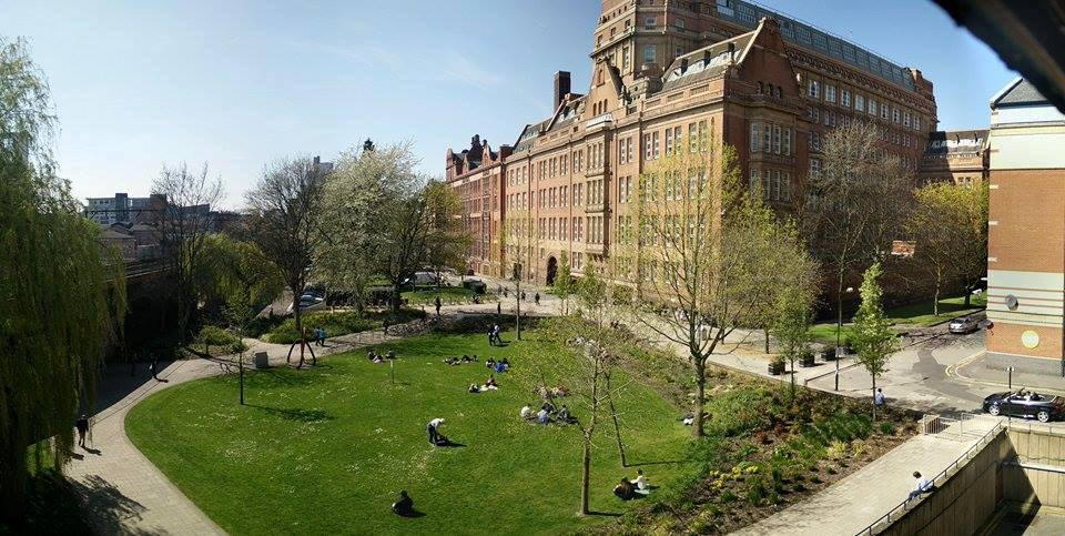 Đại học Manchester - The University of Manchester