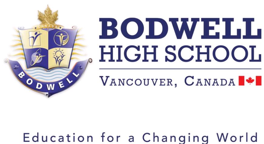 Du học Canada lớp 8 đến lớp 12 tại Bodwell High School