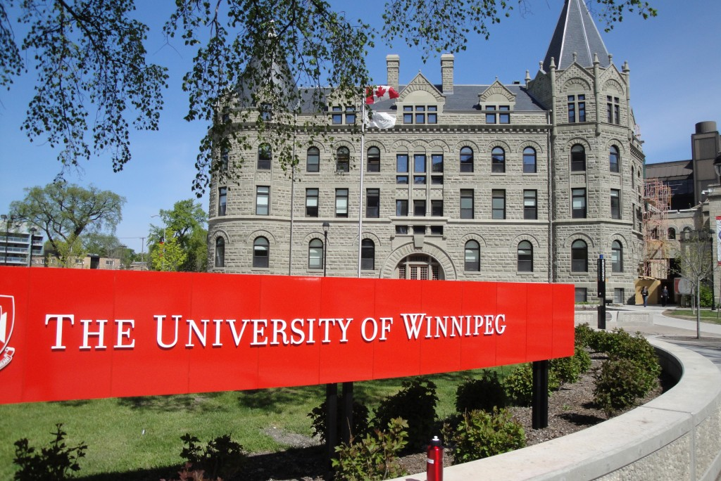 Du học Canada tại đại học Winnipeg - University of Winnipeg