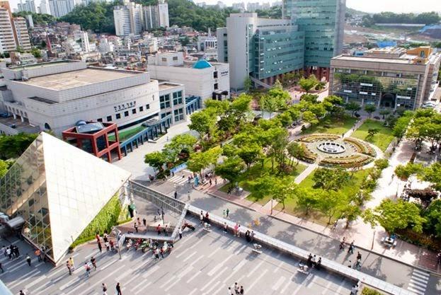 Du học Hàn Quốc 2017 tại Seoul đại học Soongsil