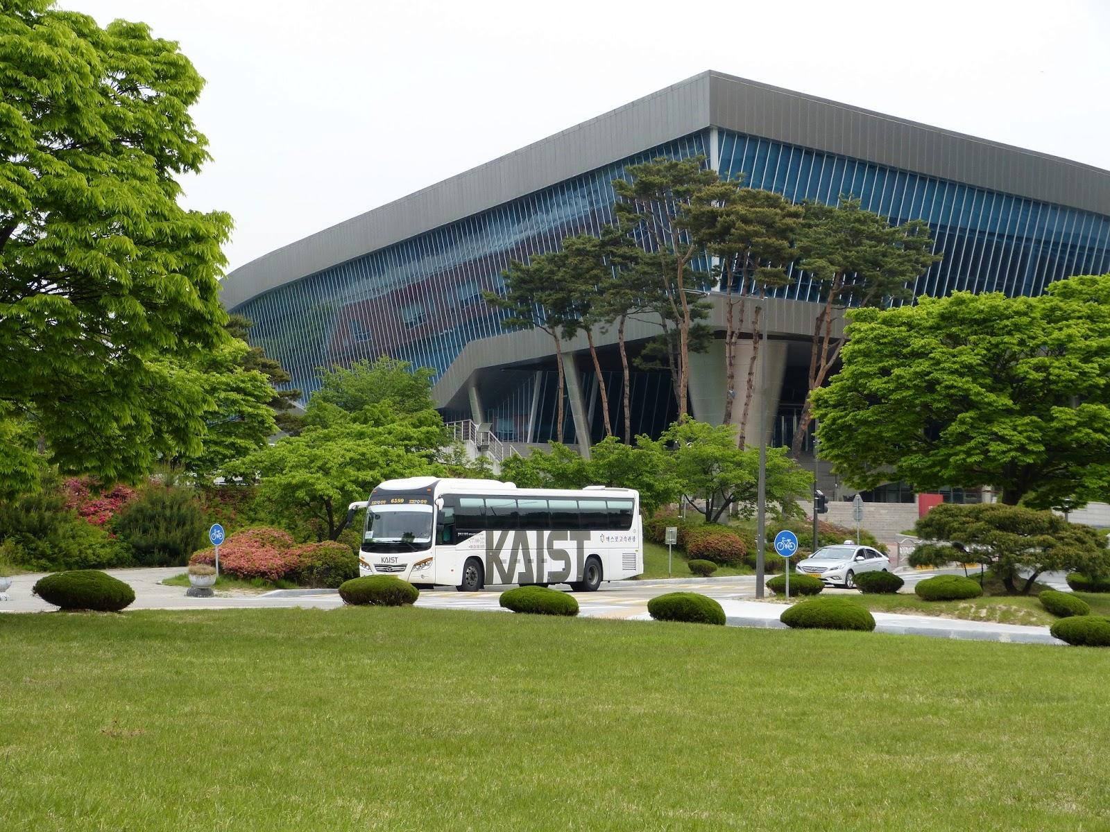 Du học Hàn Quốc cùng viện khoa học công nghệ KAIST