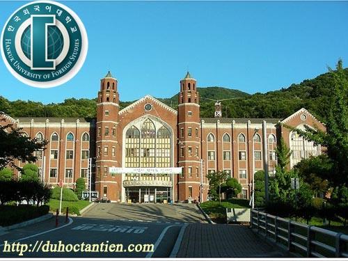 Du học Hàn Quốc: Trường đại học ngoại ngữ Hankuk