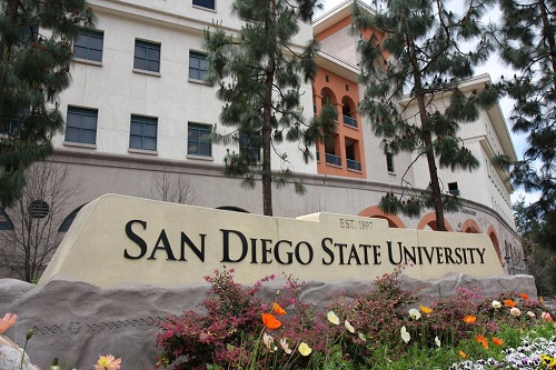 Du học Hoa Kỳ bang California cùng San Diego State University