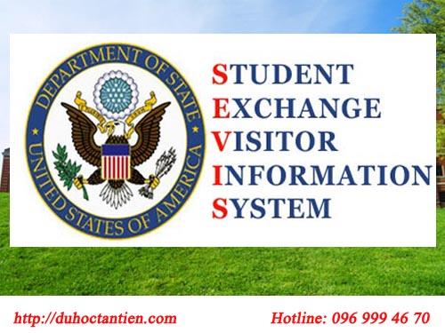 Du học Mỹ - Phí SEVIS là gì?