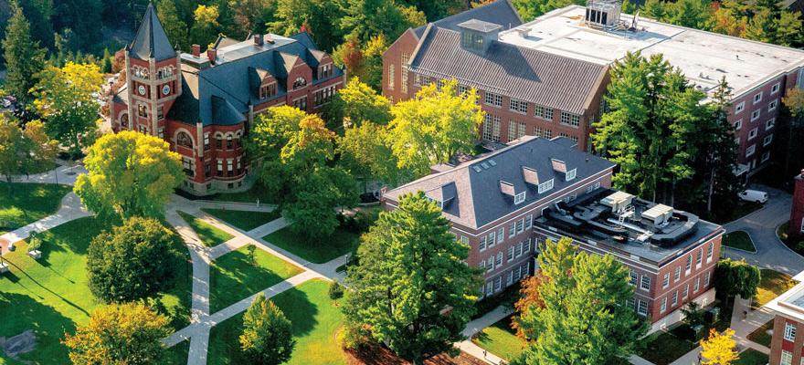 Du học Mỹ tự túc cùng University of New hampshire