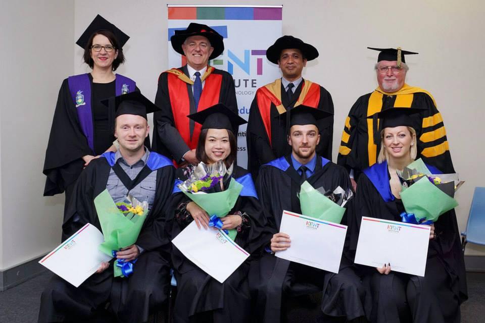Du học Úc - Học viện kinh doanh và công nghệ Kent