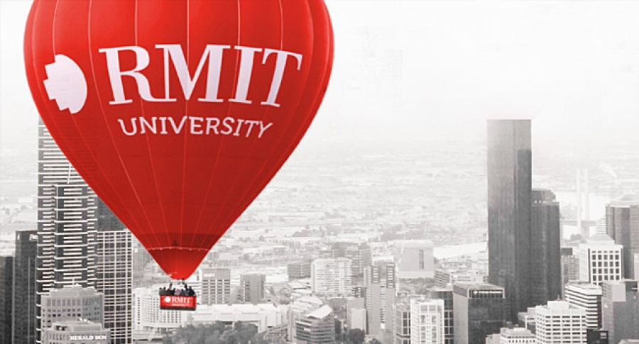Du học Úc 2017 cùng đại học RMIT nổi tiếng tại Melbourne