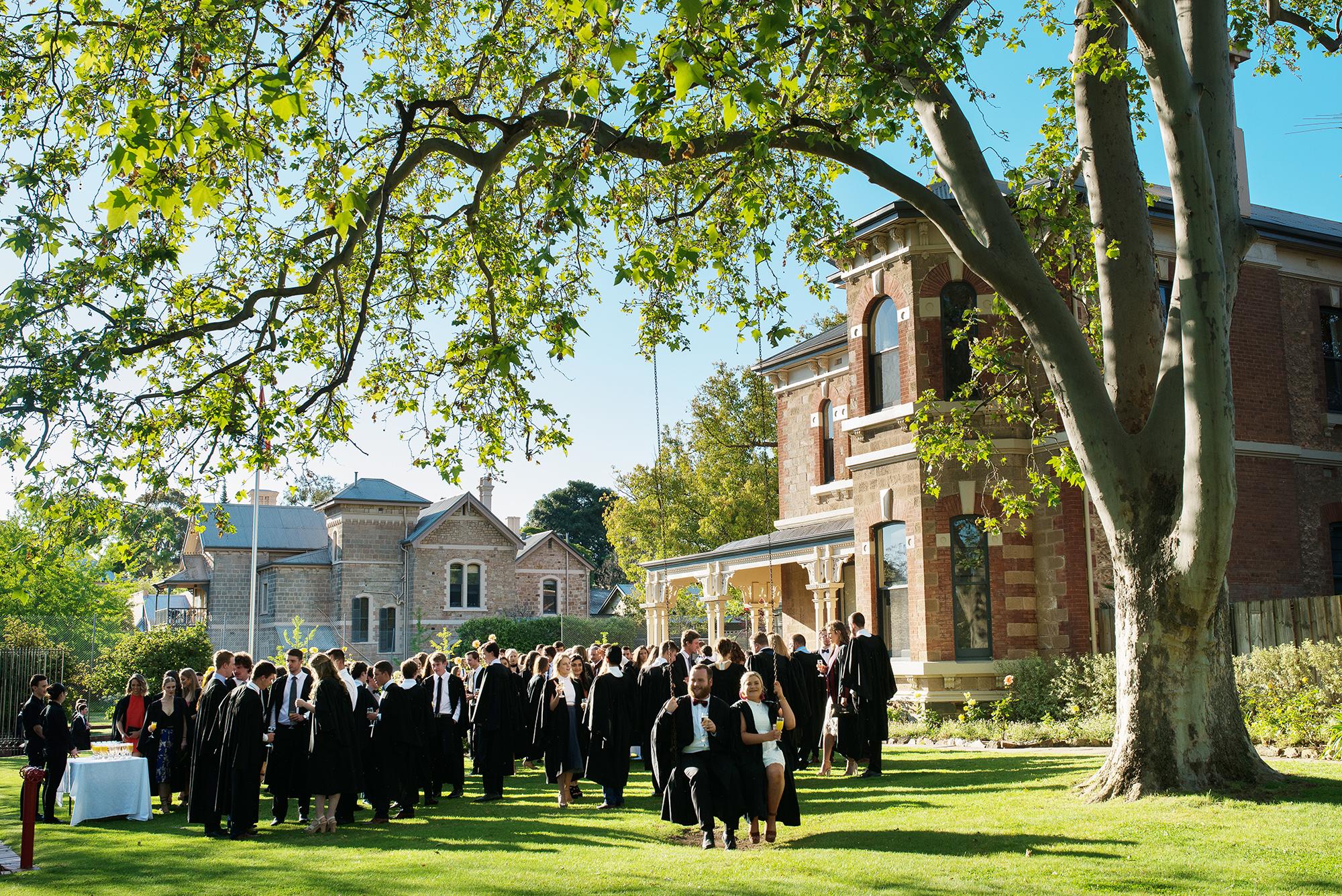 Du học Úc 2018 cùng đại học Adelaide danh tiếng