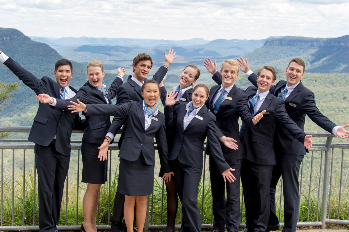 Du học Úc 2018 ngành quản trị nhà hàng trường Blue Mountains