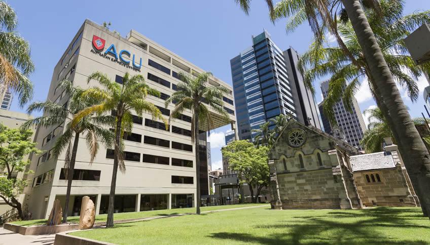 Du học Úc tại Sydney, Melbourne - Australia Catholic University