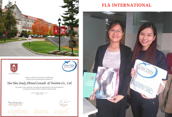 FLS International – Chương trình học tiếng Anh tốt nhất khi du học Mỹ