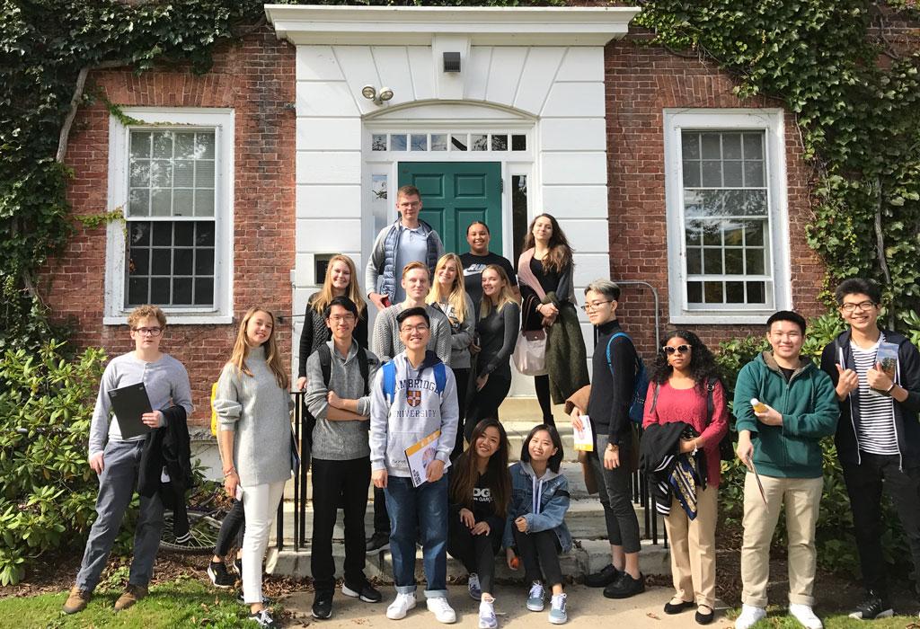 Học bổng du học THPT Mỹ trường CATS Academy Boston