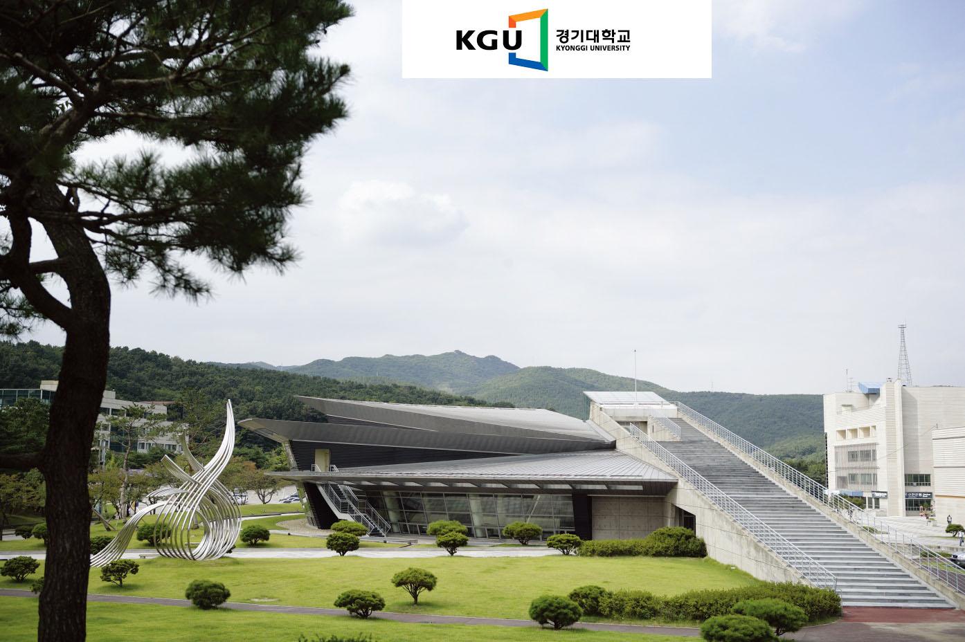 Học bổng du học Hàn Quốc trường Kyonggi University
