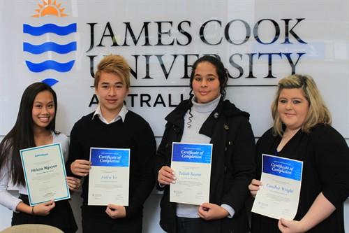 Học bổng du học Úc 2016 tại James Cook University Brisbane