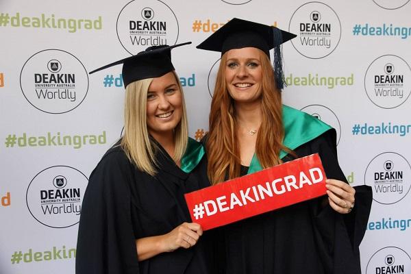 Học bổng du học Úc hấp dẫn tại Melbourne trường Deakin University