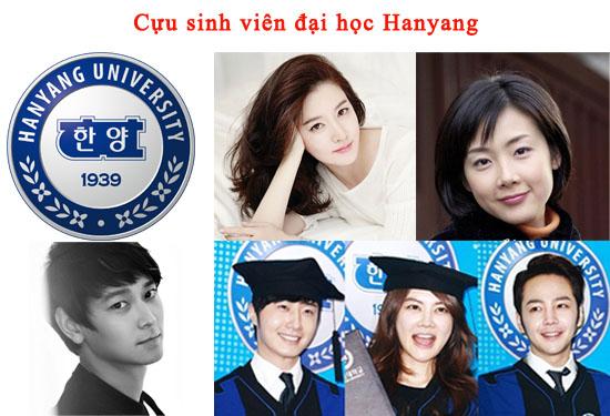 Học bổng khóa học tiếng hàn cùng trường Đại học Hanyang