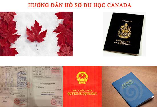 Hướng dẫn hồ sơ xin visa du học Canada