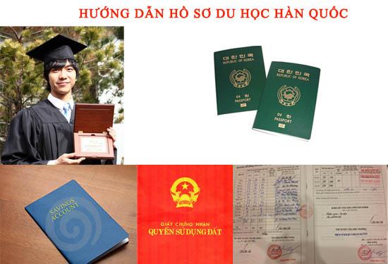 Hướng dẫn hồ sơ du học Hàn Quốc