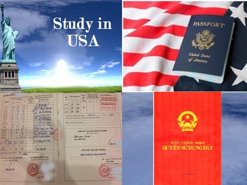 Hướng dẫn hồ sơ du học Mỹ