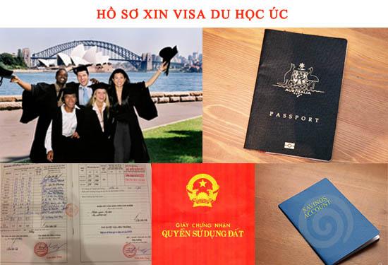 Hướng dẫn hồ sơ du học Úc
