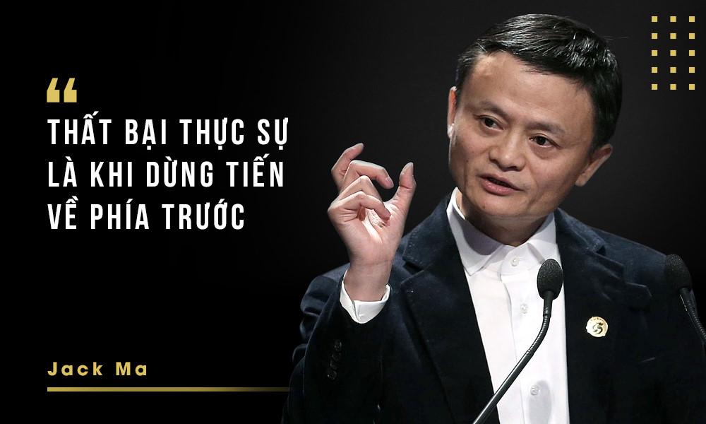 """""""Never give up"""" – Lời khuyên hữu ích từ tỷ phú lừng danh Jack Ma"""