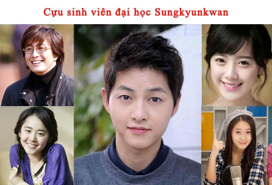 Sungkyunkwan University – Ngôi trường của soái ca Song Joong Ki