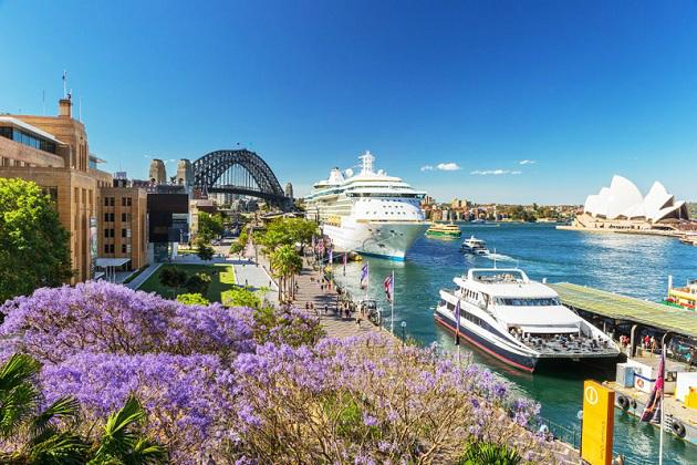 Thông tin bổ ích cho bạn khi du lịch Úc