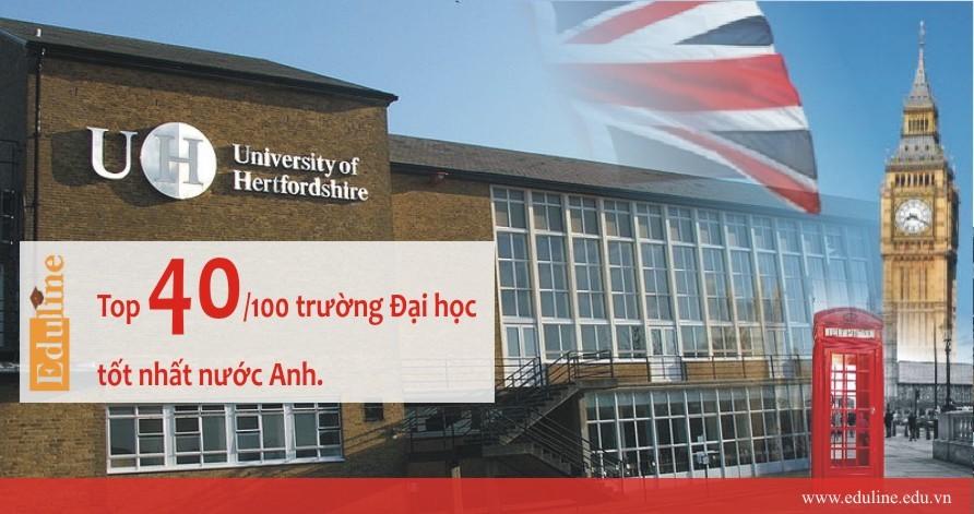 Thực tập 1 năm chương trình thạc sĩ tại Đại học Hertfordshire