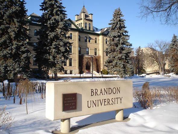 Tiết kiệm học phí du học Canada cùng Brandon University