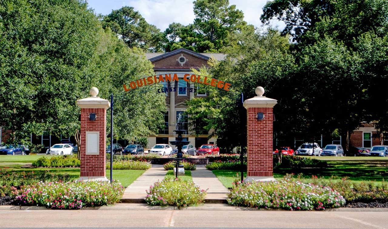 Trường cao đẳng Louisiana