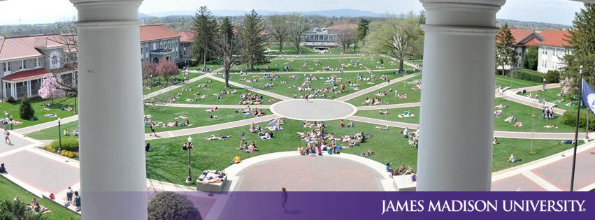 Trường James Madison University (JMU)