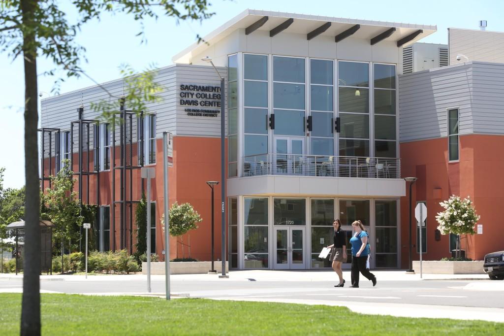 Du học Hoa Kỳ - Trường Sacramento City College
