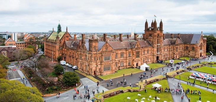 University of Sydney - Nơi học tập lý tưởng của du học sinh