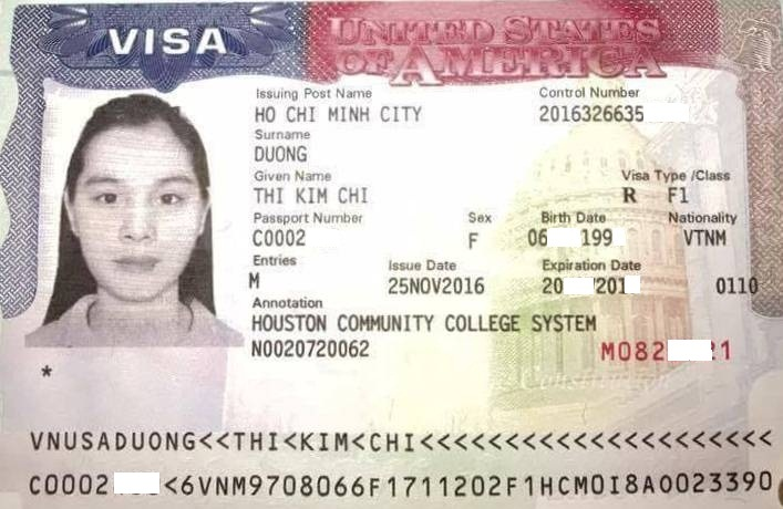 Visa du học Mỹ 2017 bang Texas - Houston Community College