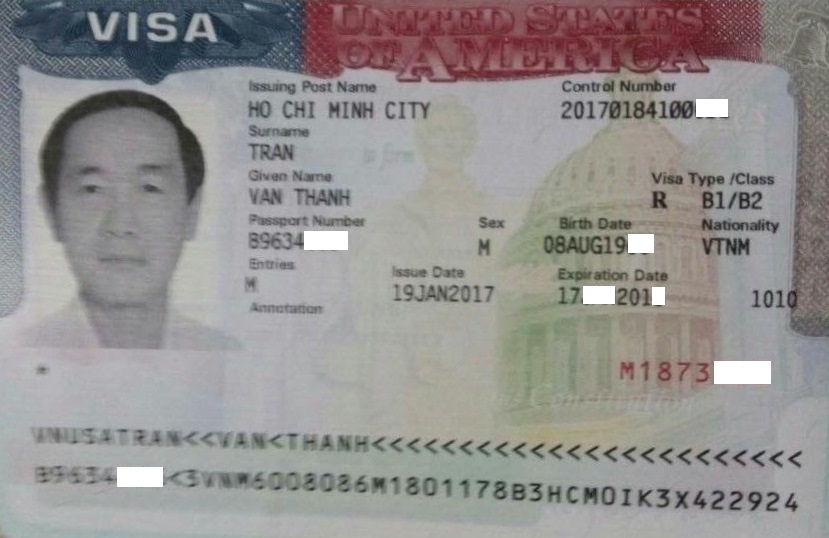 Visa du lịch Mỹ 2017 - Công ty du học Tân Tiến