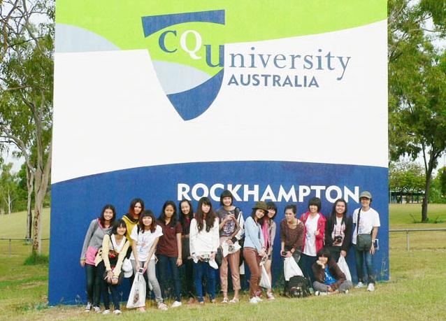Xin visa du học Úc 2018 cùng đại học Central Queensland